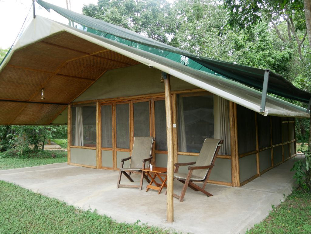 Safari Uganda Unterkunft