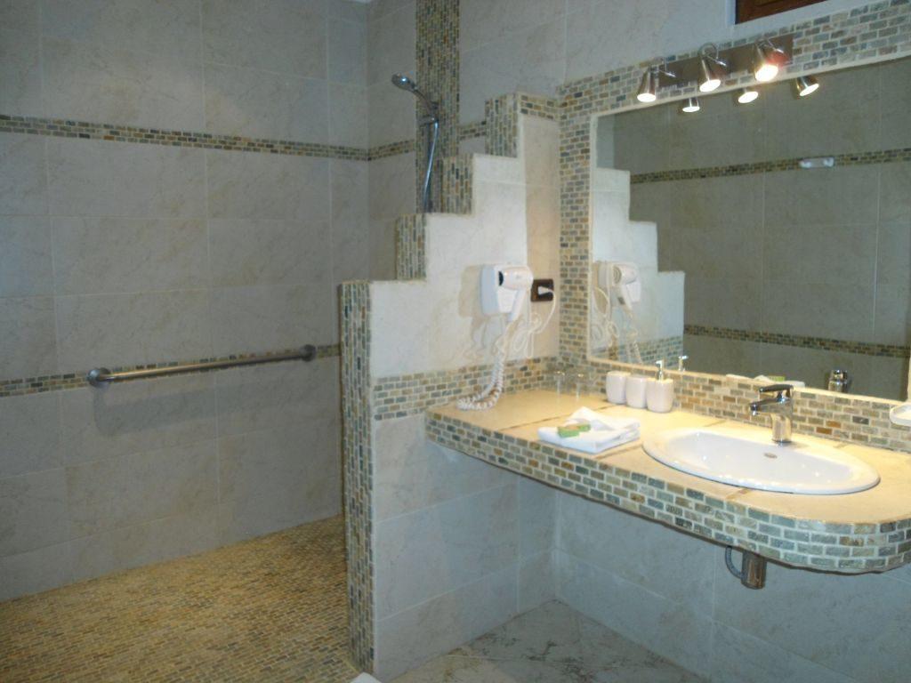 Badezimmer Cariblue
