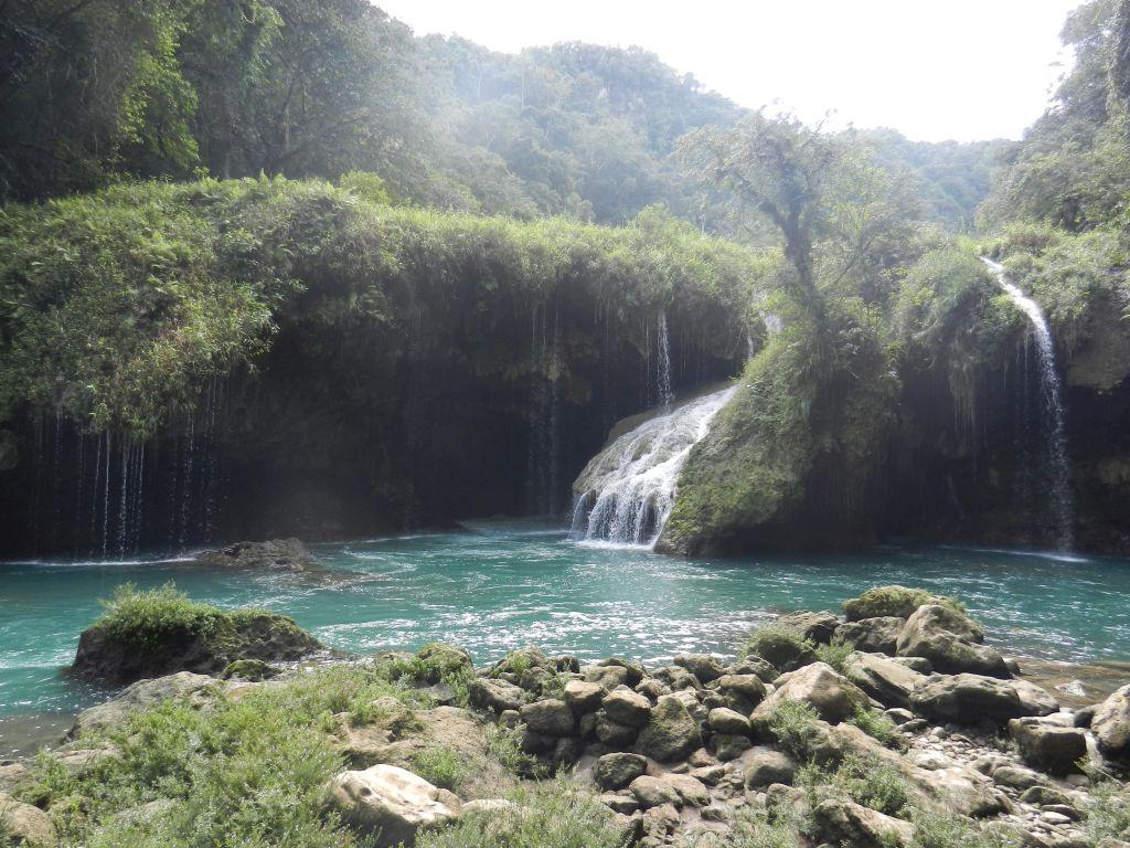 Höhlen Semuc Champey