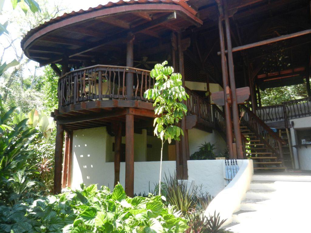 Dschungel Hotels