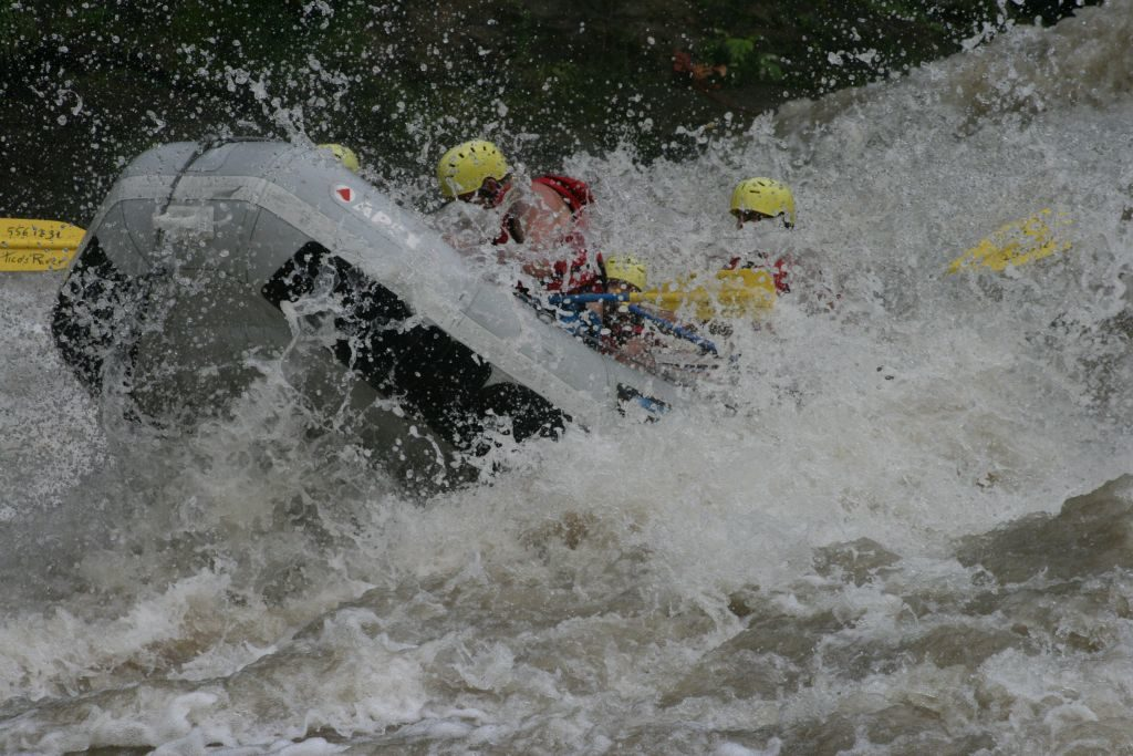 Rafting Costa Rica Pacuare