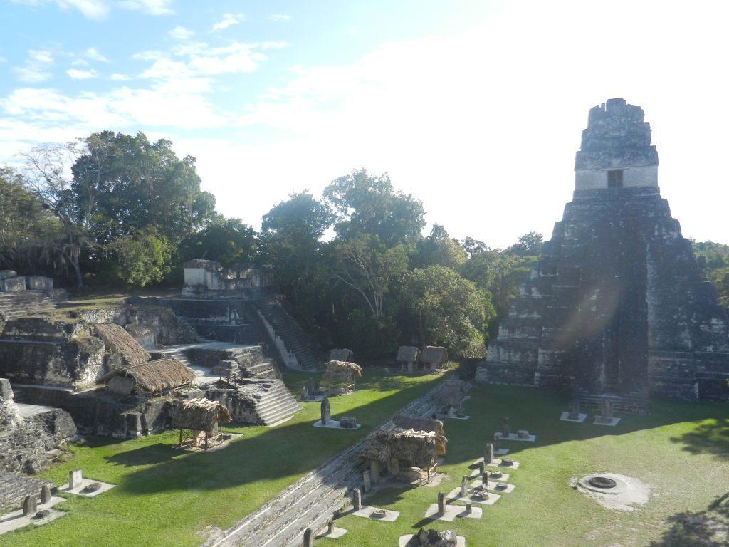 Tempel Tikal