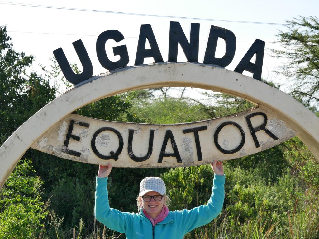 Äquator Uganda