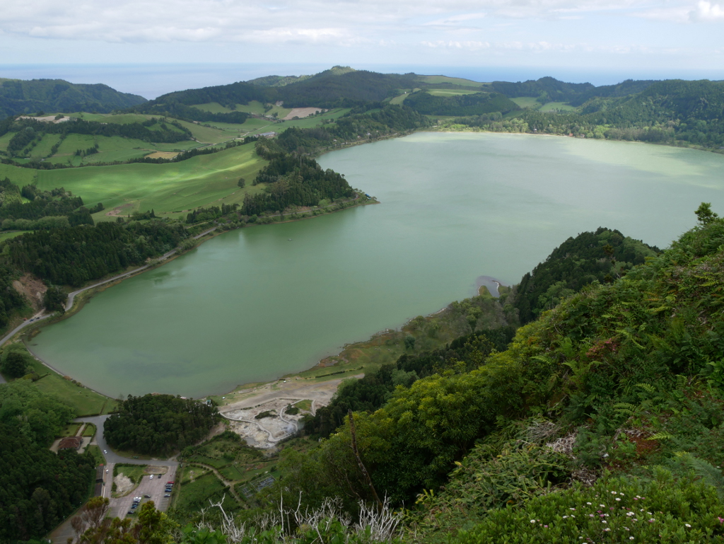 Ausblick Pico do Ferro