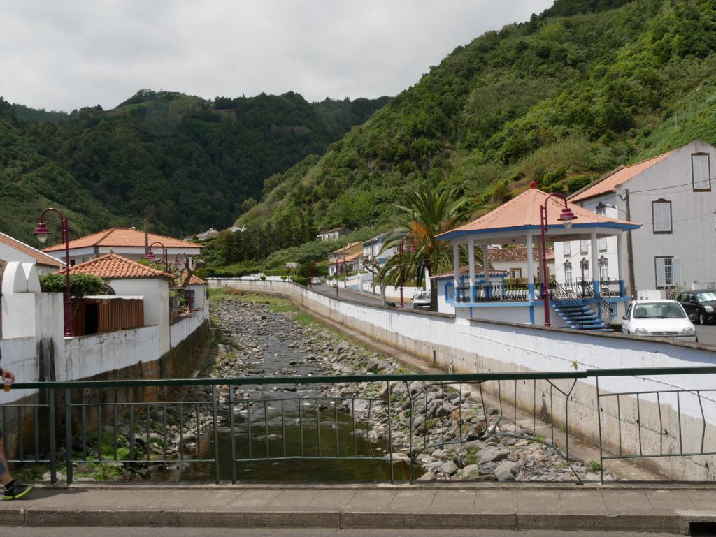 Fluss Faial