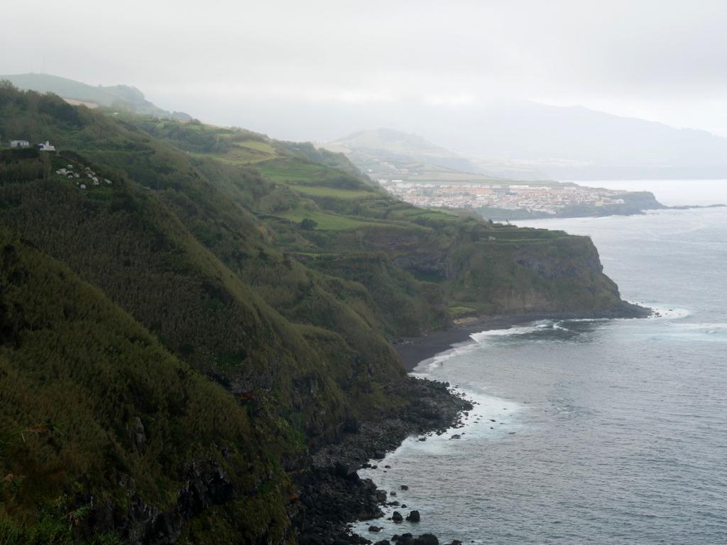 Küstenwanderung Maia Sao Miguel