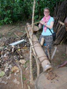 Kaffeeproduktion Uganda