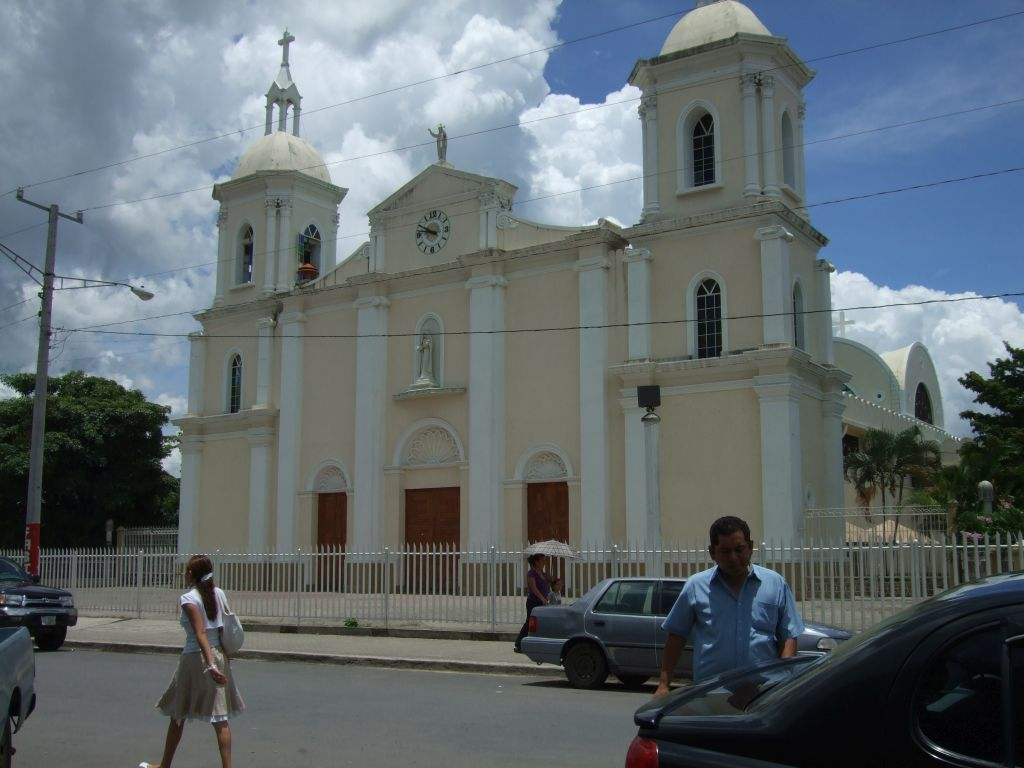 Kirche in Estelí