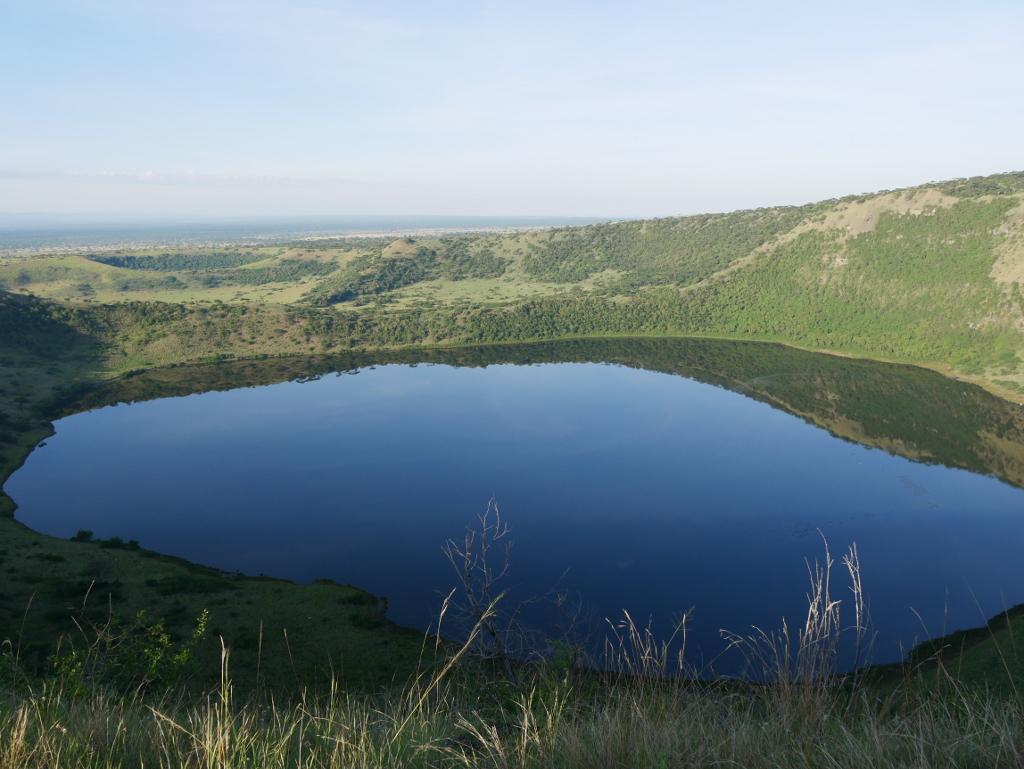 Kratersee Uganda