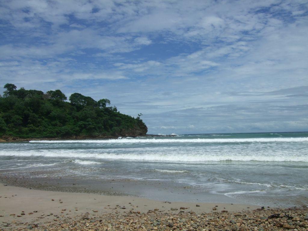 Strand in der Nähe von San Juan del Sur