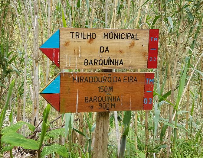 Trilho Municipal da Barquinha