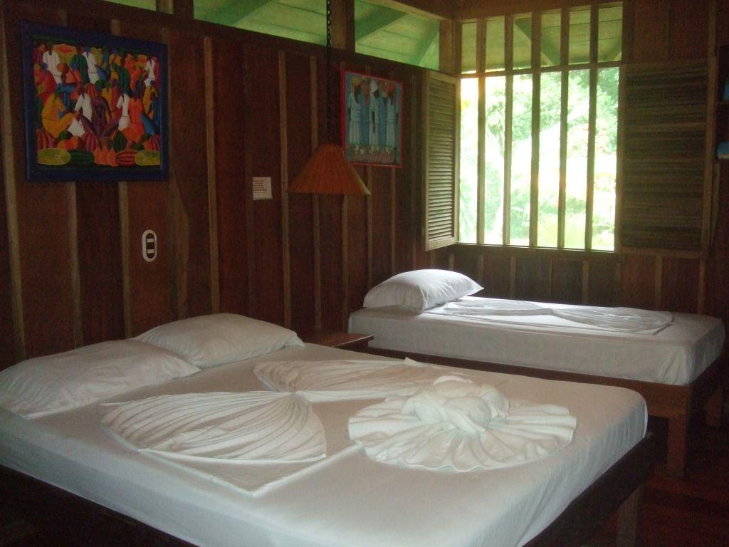 Zimmer Mawamba Lodge