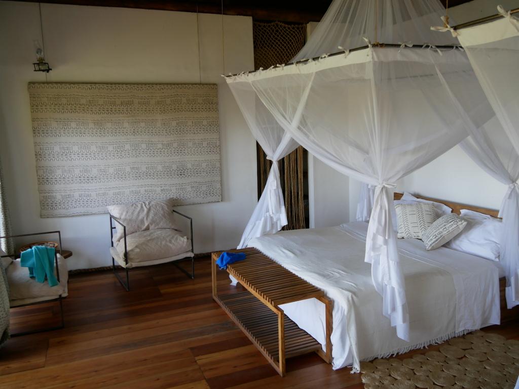 Zimmer Papaya Lake Lodge