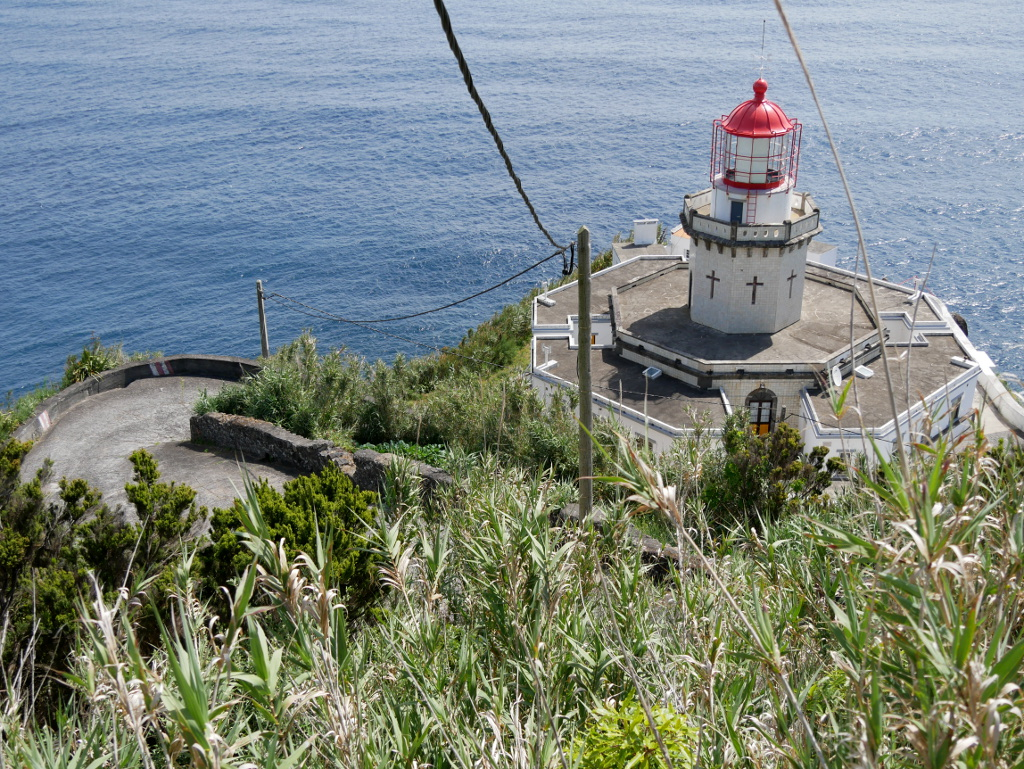 Farol do Arnel Leuchtturm
