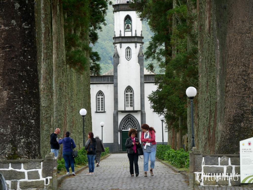 Kirche Sete Cidades