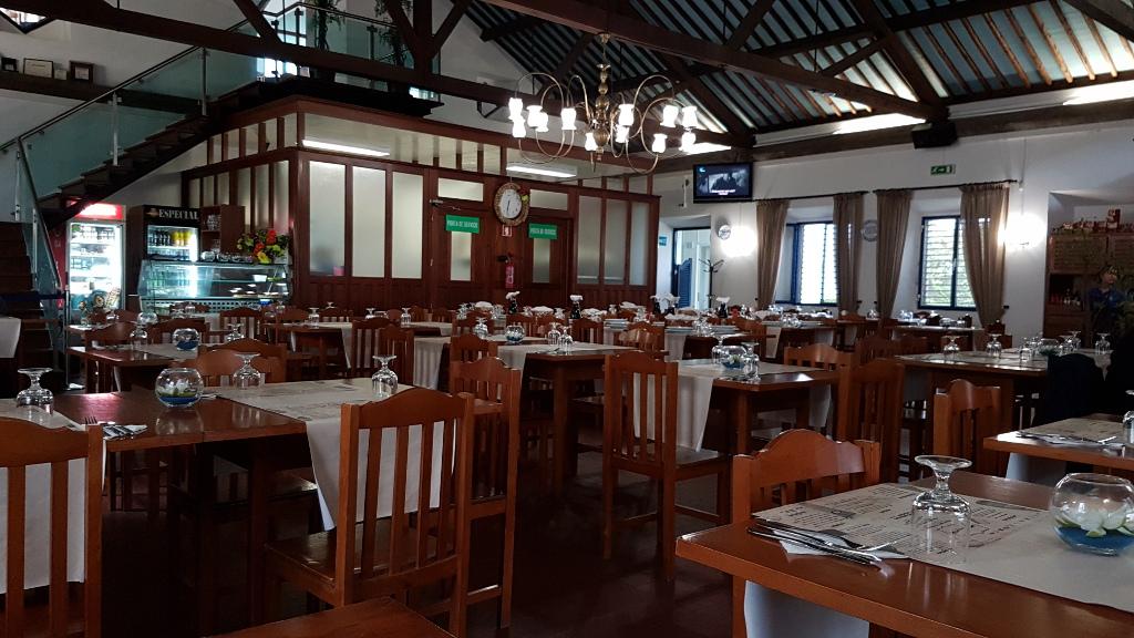 Restaurant O Miroma Furnas