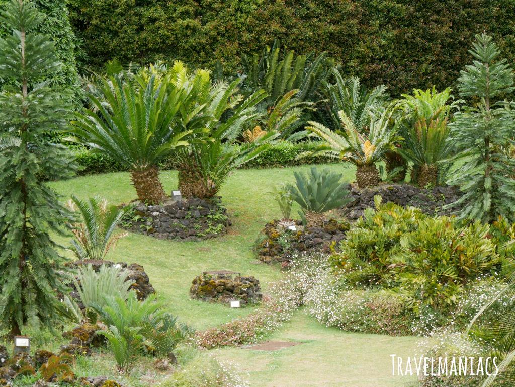 Traumhafte Gärten Parque Nostra Azoren Rundreise
