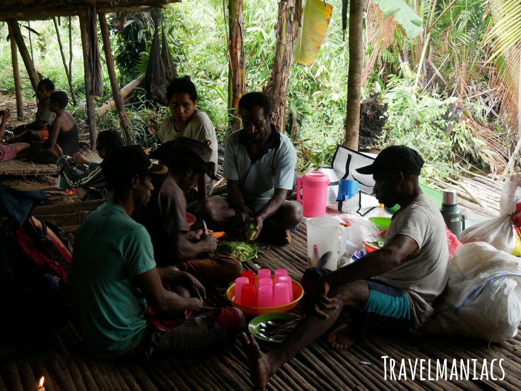 Köche Papua