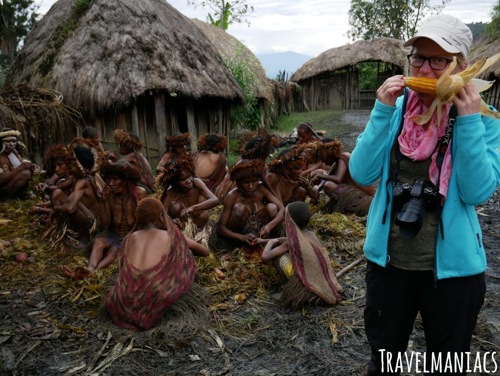 West Papua Urlaub Baliem www.travelmaniacs.de