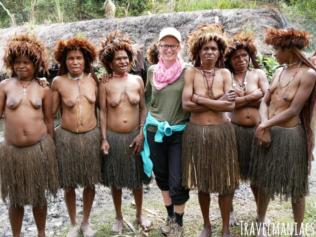 West Papua Urlaub Dani www.travelmaniacs.de