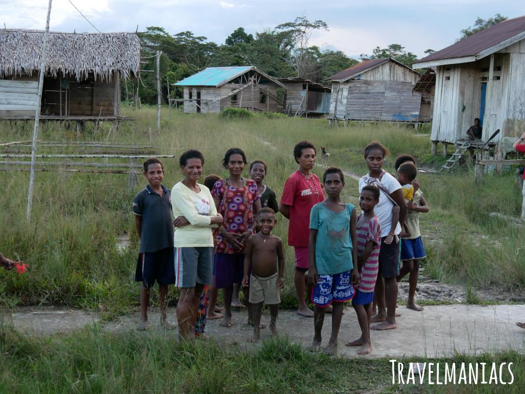 Yaniruma Papua www.travelmaniacs.de