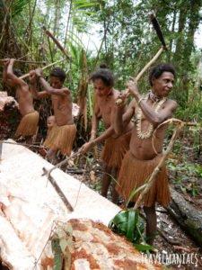Kuruwai Frauen