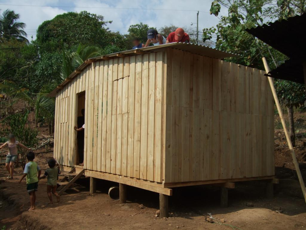 Haus Un techo para mi país