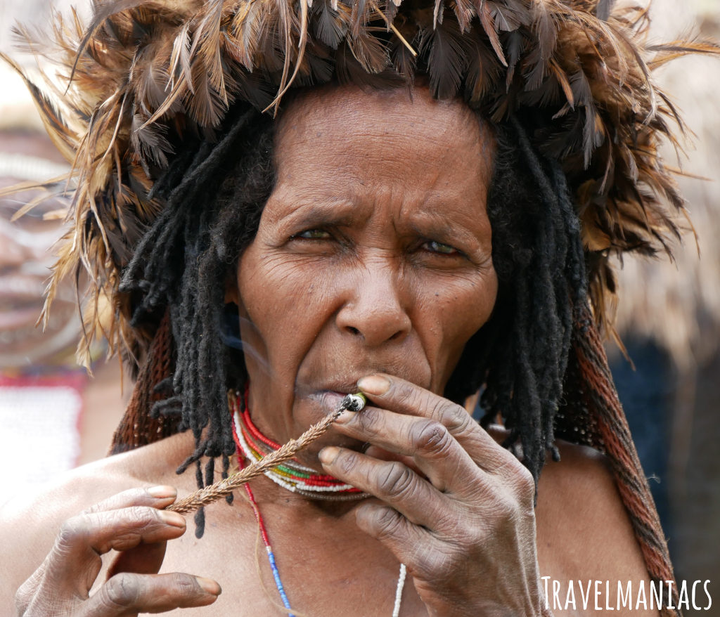 Dani West Papua Urlaub