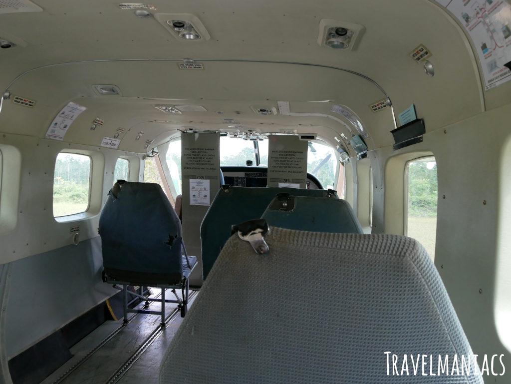 Flugzeug West Papua