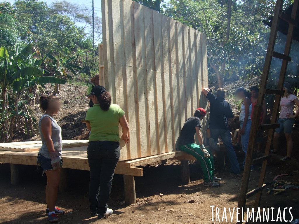 Hilfsprojekt Costa Rica Techo