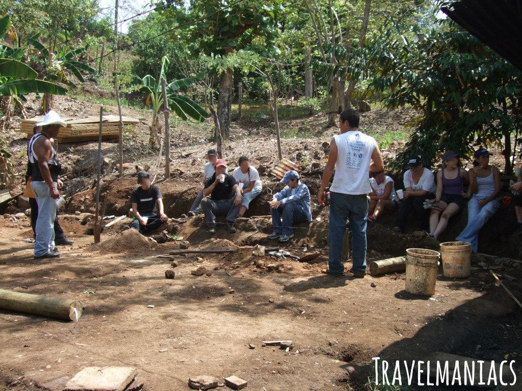 Hilfsprojekt Costa Rica