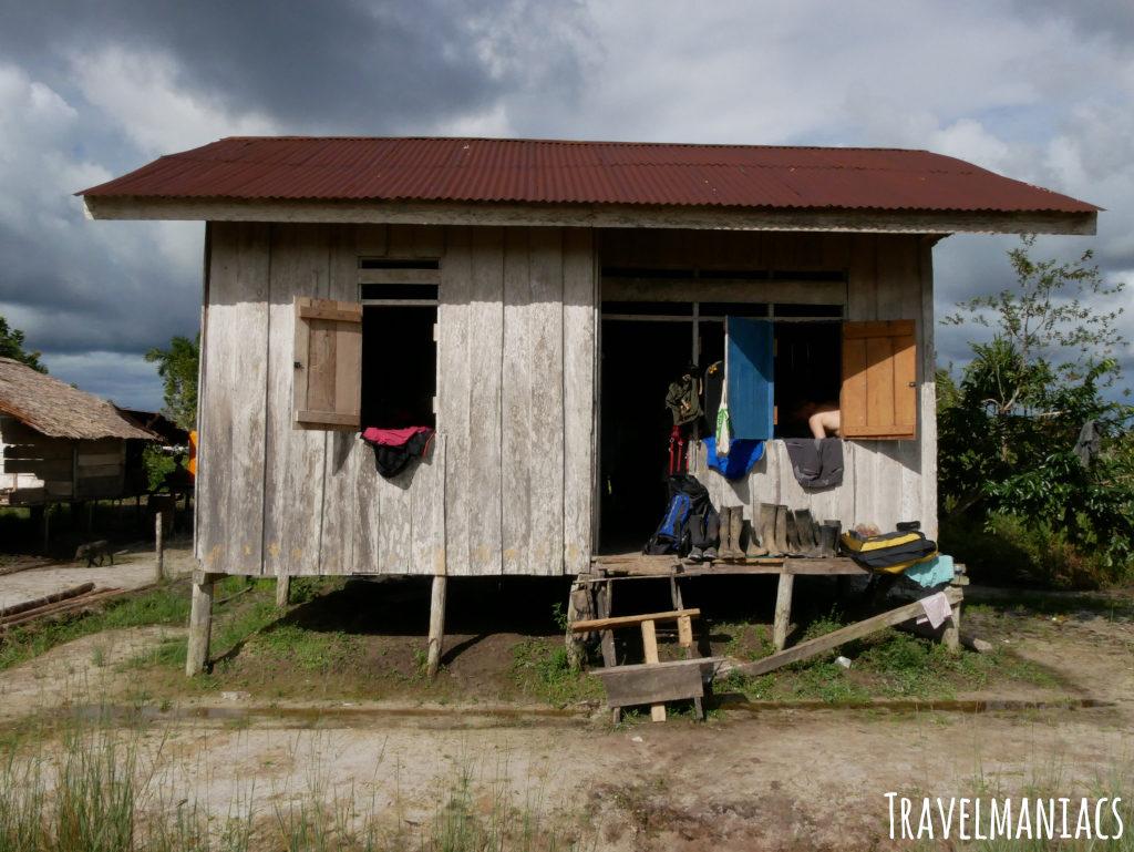 Hütte Yaniruma