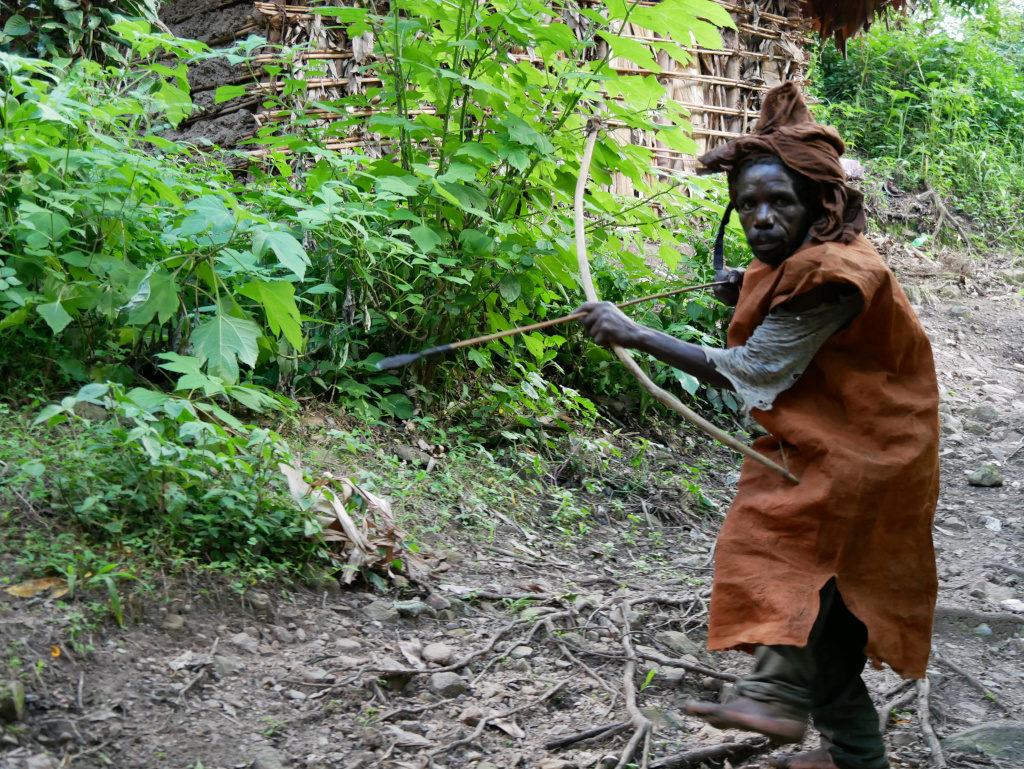 Ureinwohner Bwindi