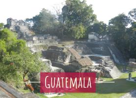 Reiseziele Guatemala