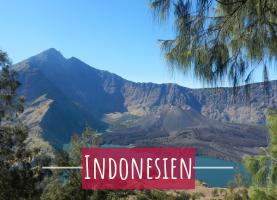 Reiseziele Indonesien