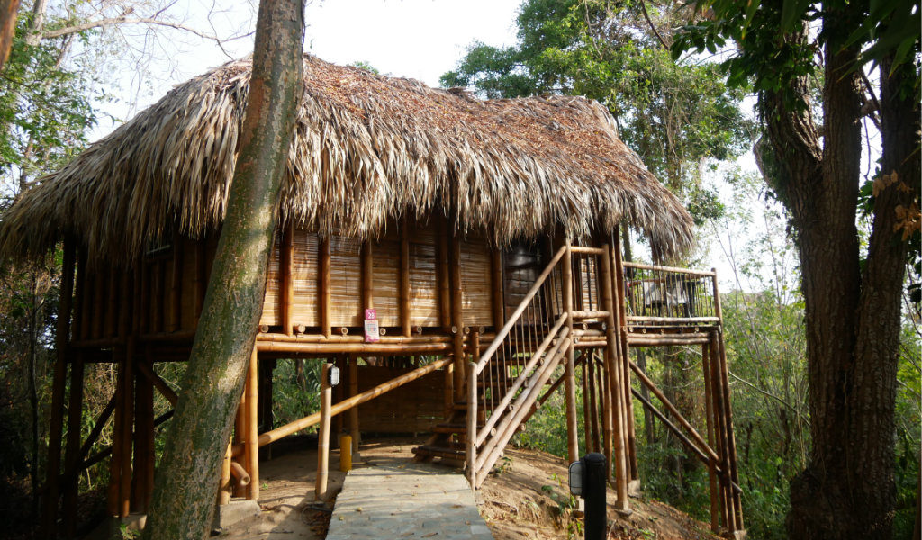 Hotel Villa Tayrona Bungalow