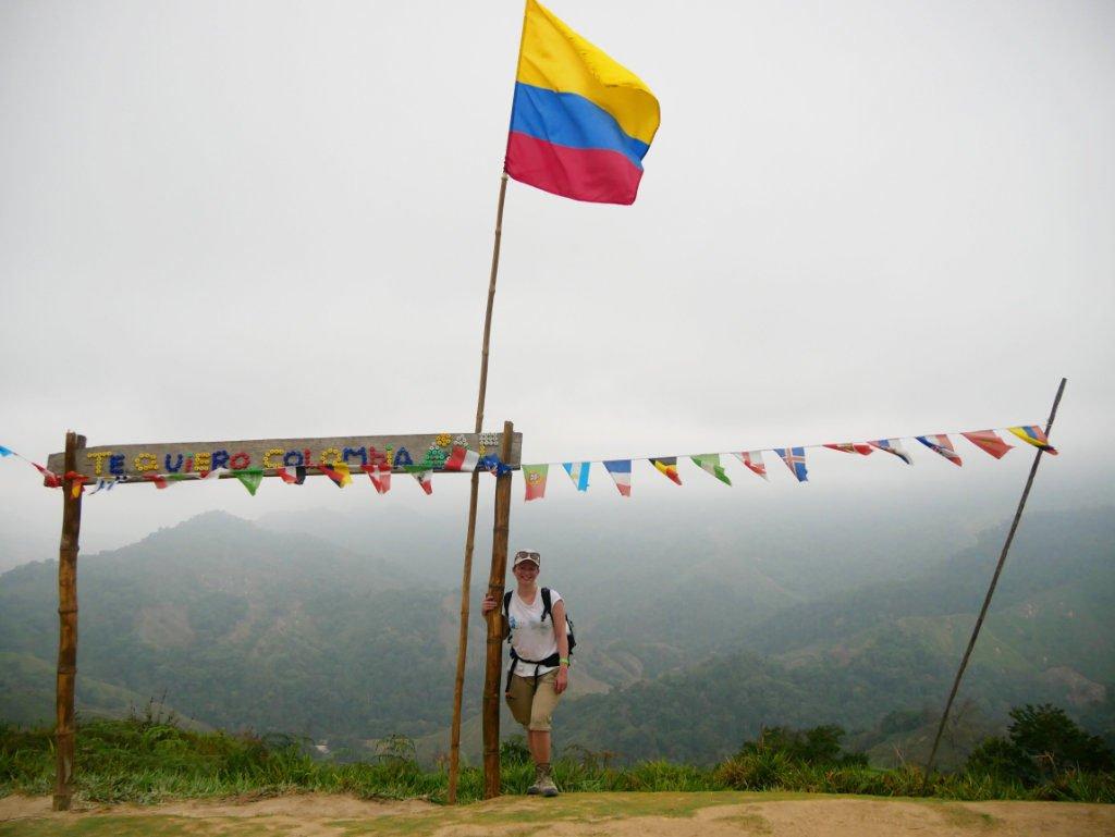 Verena Kolumbien