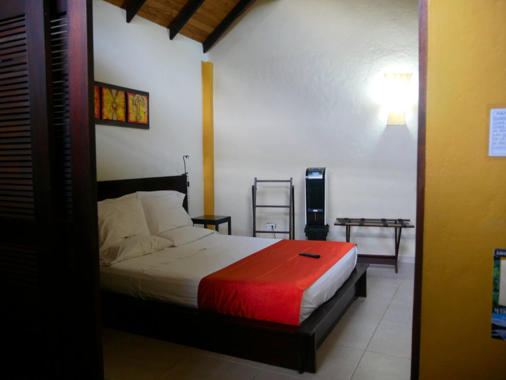 Zimmer Hotel Amazon B&B Leticia