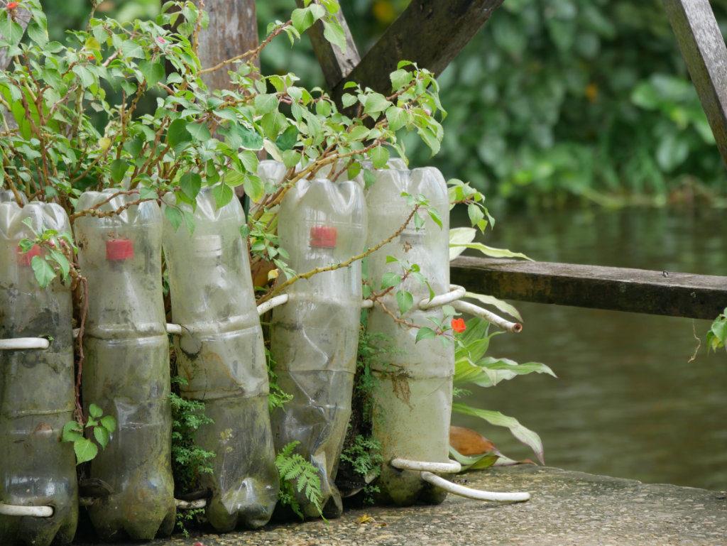 Recycling Plastik Amazonas
