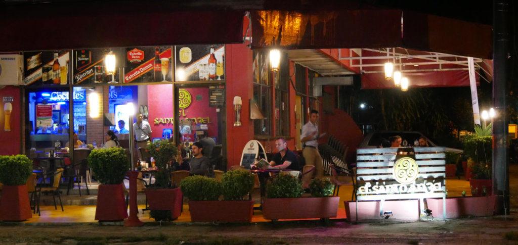 Gutes Restaurant in Leticia Kolumbien