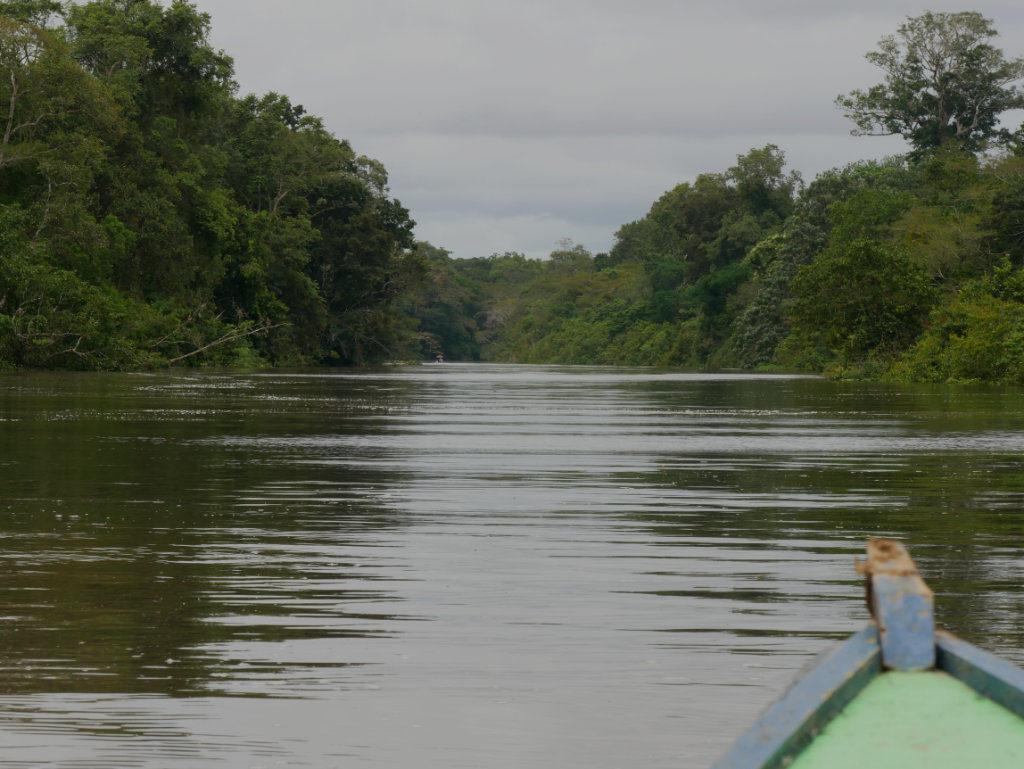 Amazonas Reise