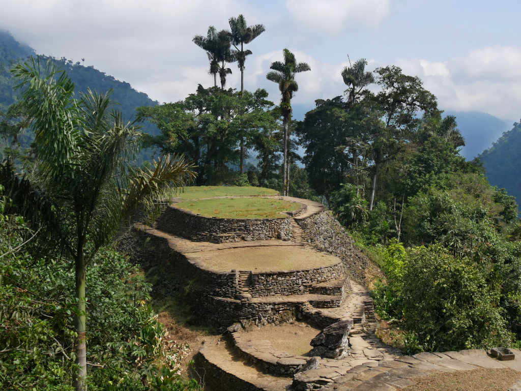 Backpacking Kolumbien Ciudad Perdida