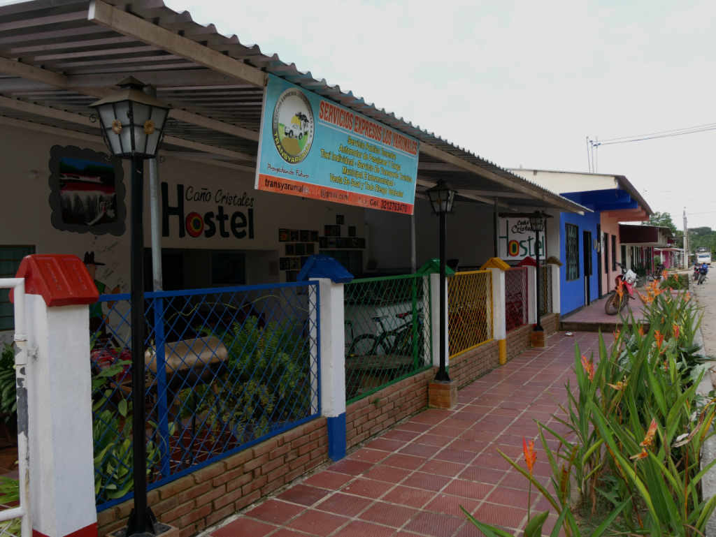 Hostel Cano Cristales