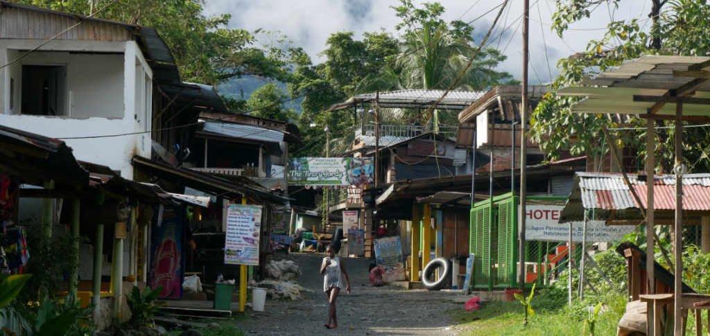 San Cipriano Kolumbien Dorf