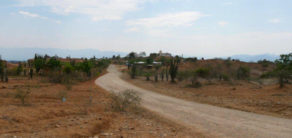 Tatacoa Straße