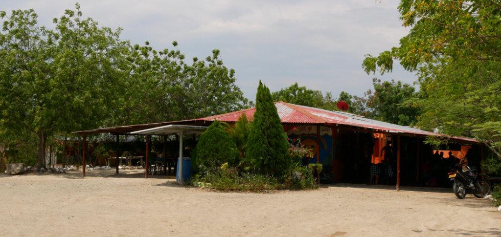 Tatacoa Wüste Unterkunft
