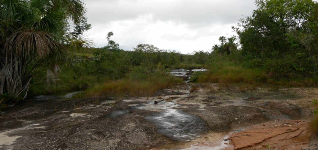 Wanderung zum Caño Cristales Regenbogen Fluss
