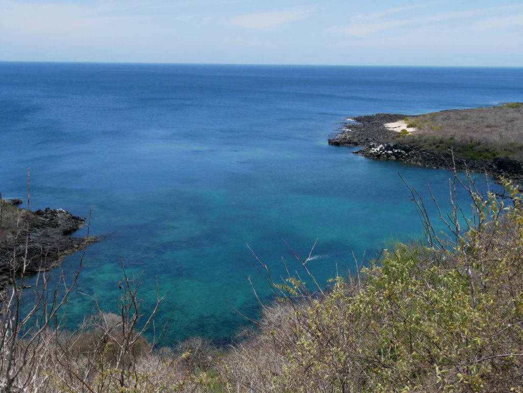 Bucht Tijeretas Schnorcheln San Cristobal