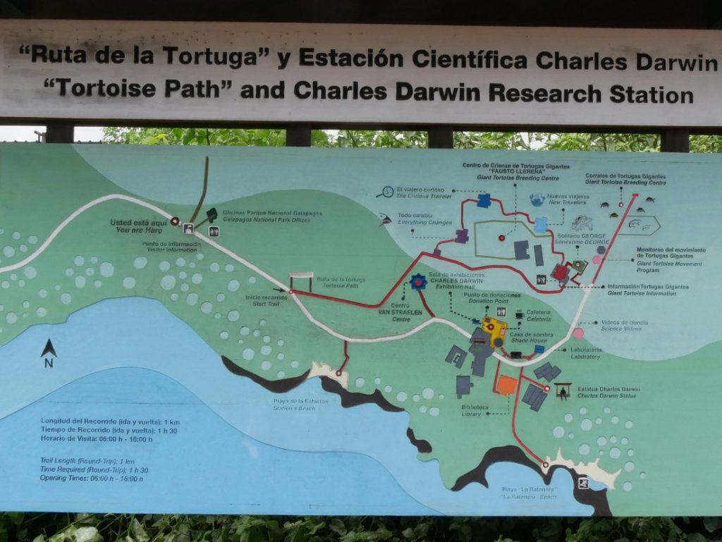Charles Darwin Station Santa Cruz