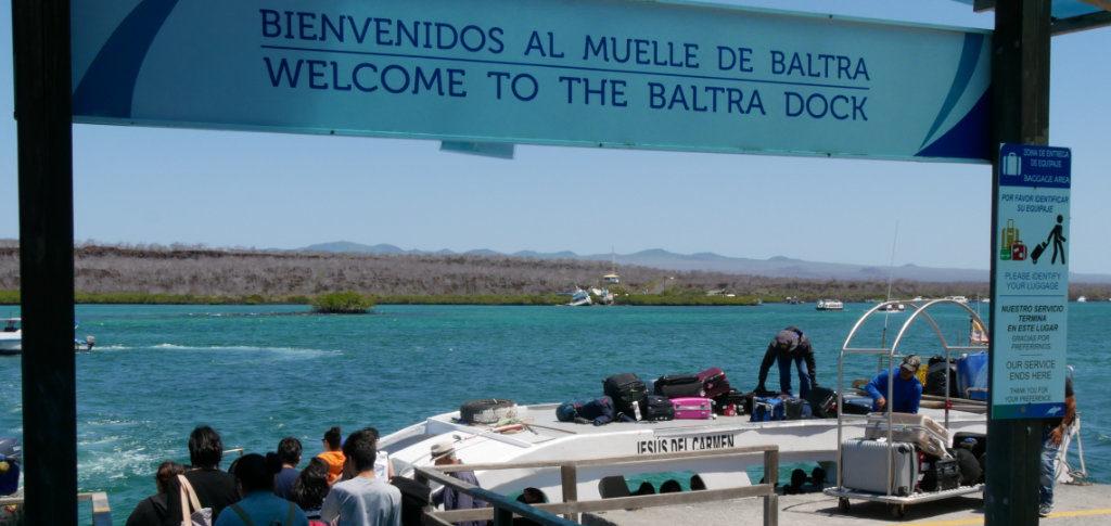 Galapagos auf eigene Faust Anreise
